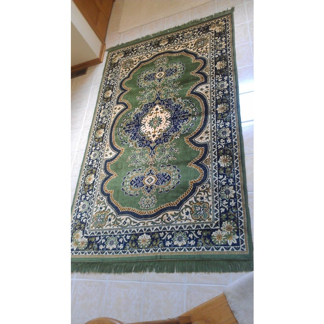 "Traditional Area Rug - 8'5"" x 5'2"" - Image 2 of 3"