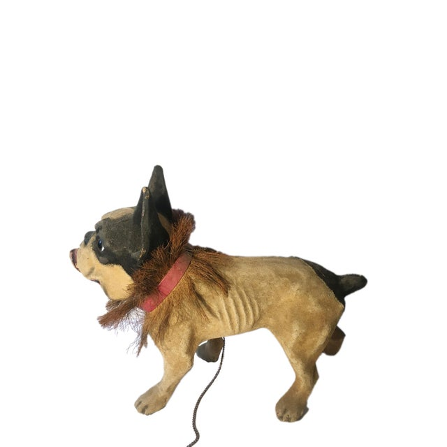 1920s Bulldog Growler Figurine For Sale - Image 4 of 9