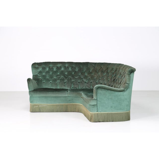 Arredamento Borsani Borsani Sofa Abvaredo Production of the 40s For Sale - Image 6 of 6