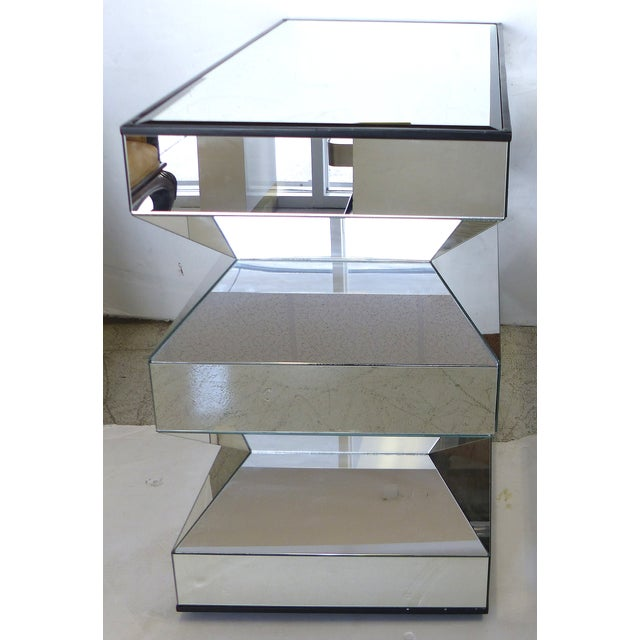 Angled Mirror Console -- or Dinning Table Base - Image 6 of 9