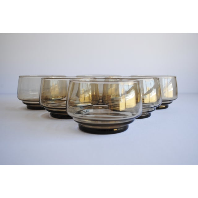Mid-Century Stacking Bowls, Set of 6 - Image 2 of 5