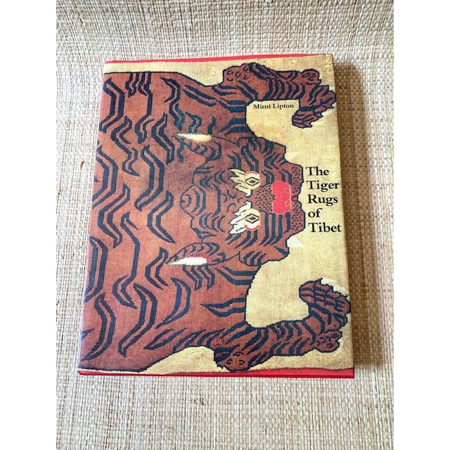 Vintage Tiger Rugs of Tibet Art Book For Sale In New York - Image 6 of 6