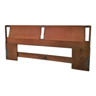 Mid-Century Parallel by Drexel King Headboard
