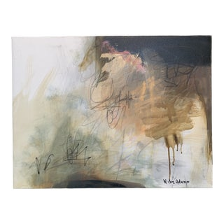 Contemporary Abstract Acrylic Painting by Joe Adams For Sale