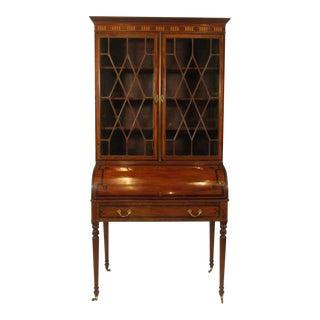 19th-C. English Regency Secretary For Sale