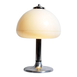 Mushroom Shaped Hungarian Console Lamp For Sale