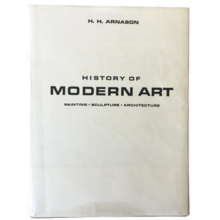 History of Modern Art by H.H. Arnason