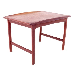 "Folke Ohlsson for Dux ""Frisco"" Mid Century Side End Table For Sale"