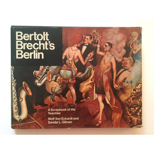 This hardcover first edition of the rare book Bertolt Brecht's Berlin A Scrapbook of the Twenties is an incredibly special...