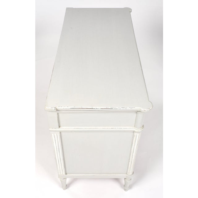 French Antique Louis XVI Style Buffet - Image 8 of 11