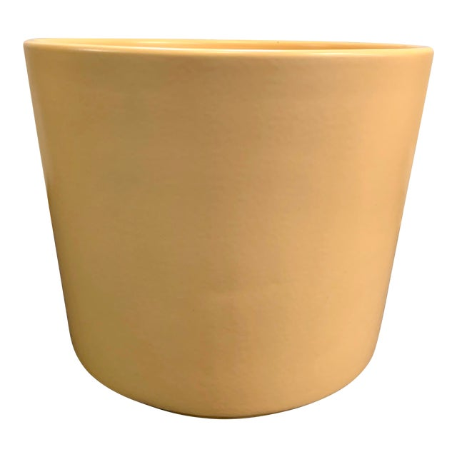 Mid-Century Gainey Style Pottery Planter For Sale
