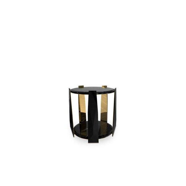 Imperium Side Table From Covet Paris For Sale - Image 4 of 5