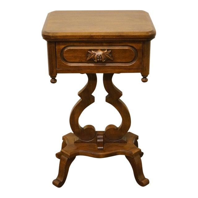 Late 20th Century Vintage Davis Cabinet Lillian Russell Nightstand