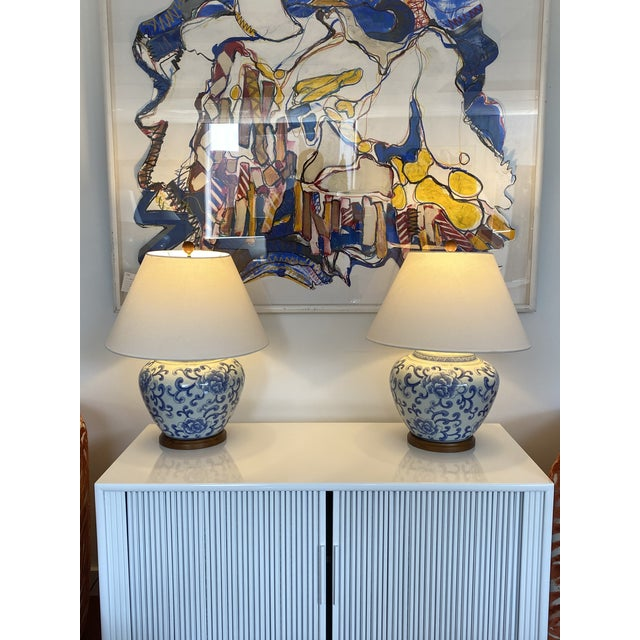 Beautiful Ralph Lauren Blue White Porcelain Asian Style Table Lamps W Shades A Pair Chairish,Baby Shower Decorations Girl Elephant
