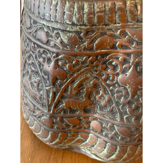 Antique Turkish Water Jugs - a Pair For Sale - Image 4 of 12
