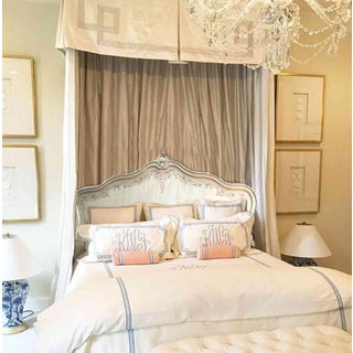 Vintage French Country Adriana by Drexel Heritage Headboard Preview