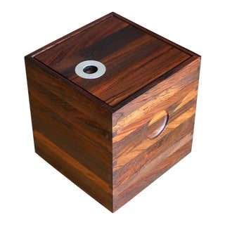 Richard Nissen Rosewood Ice Bucket