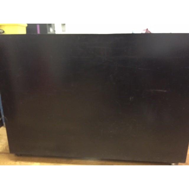 Designcraft 3 Drawer Industrial Desk - Image 4 of 6