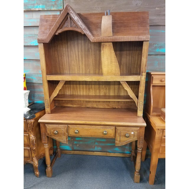 Whimsical Desk From Disney Magic Kingdom Collection by Lea For Sale - Image 5 of 5