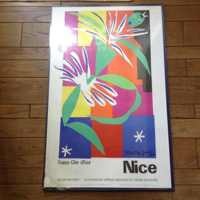 Matisse 'La Danseuse Creole' Poster - Image 2 of 6
