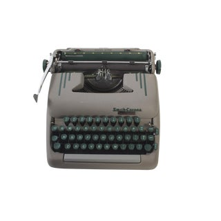 Refurbished Smith Corona Silent-Super Typewriter