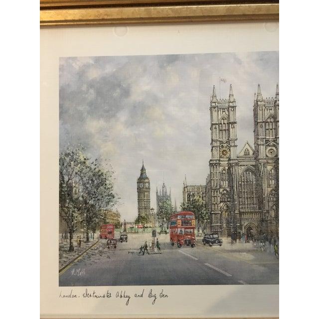 H.Moss Vintage London Prints - Set of 4 - Image 7 of 11