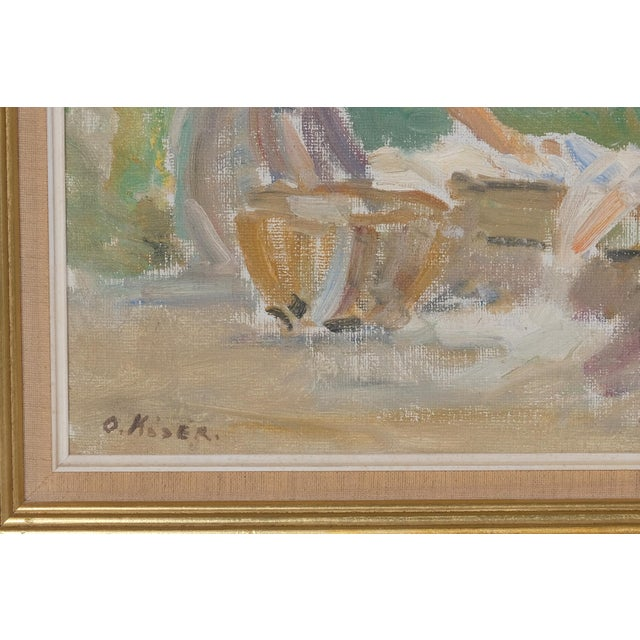 "Figurative ""Wash Chamber"" by Ove Køser For Sale - Image 3 of 8"