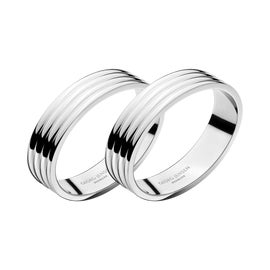 Image of Metal Napkin Rings