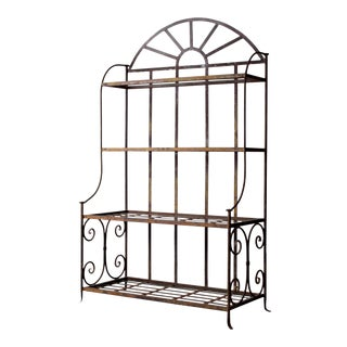 Antique Bakery Rack For Sale