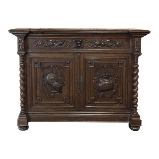 19th Century French Renaissance Buffet For Sale