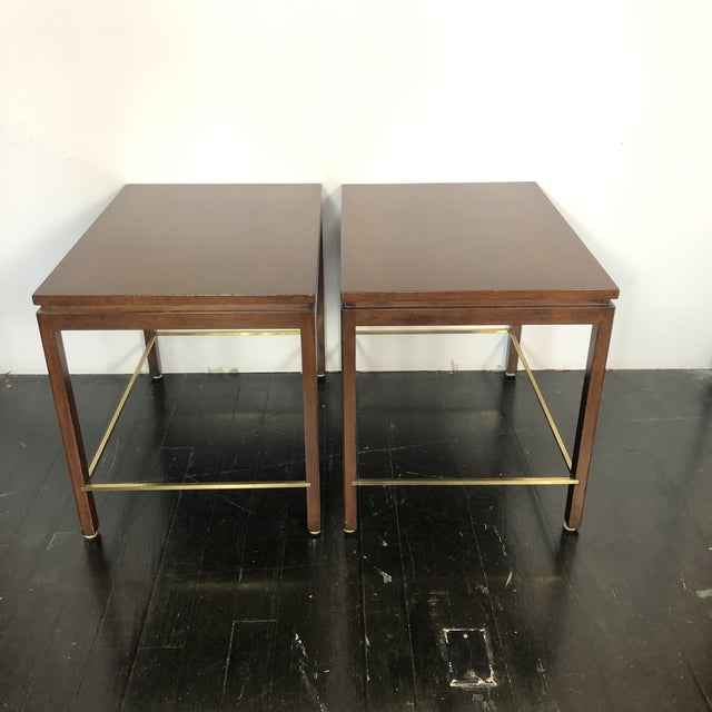 Edward Wormley Dunbar Side Tables - a Pair For Sale - Image 12 of 12