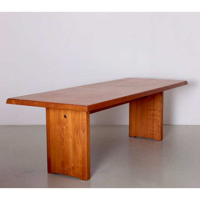 This table came out of the Seltz Headquarters (official Pierre Chapo Distributer). These were made on special order in...