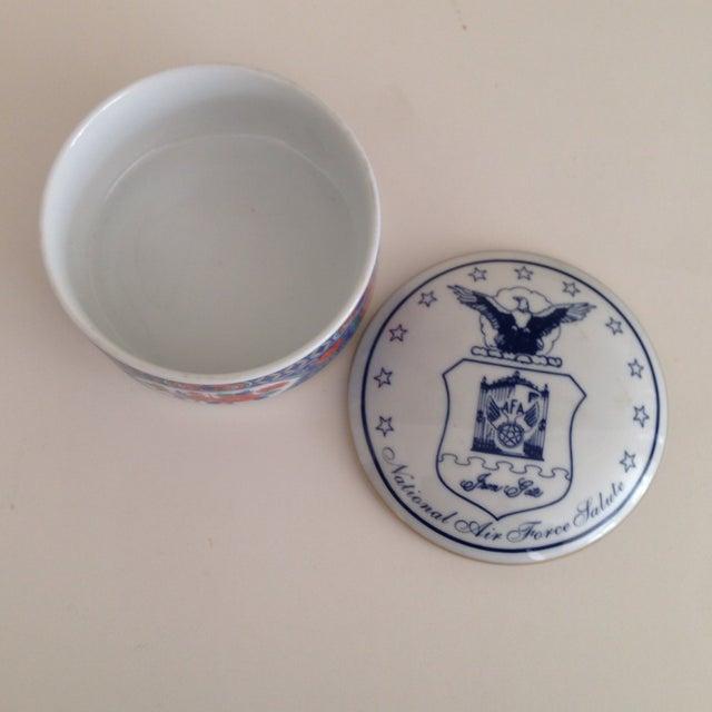 Tiffany & Co. Porcelain Trinket Box - Image 5 of 9