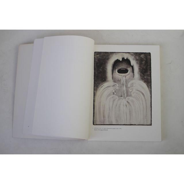 Georgia O'Keeffe Art and Letters Coffee Table Book For Sale - Image 5 of 7