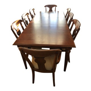 Ethan Allen Dining Room Set For Sale