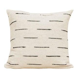 Cream Flecha Pillow Cover For Sale