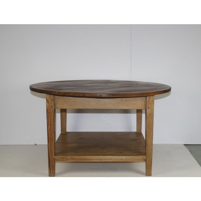 American Pine Coffee Table - Image 2 of 4