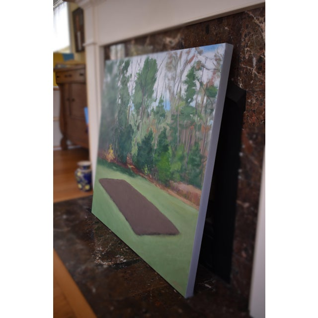 """""""Fertile Ground"""" Contemporary Painting by Stephen Remick For Sale - Image 9 of 11"""