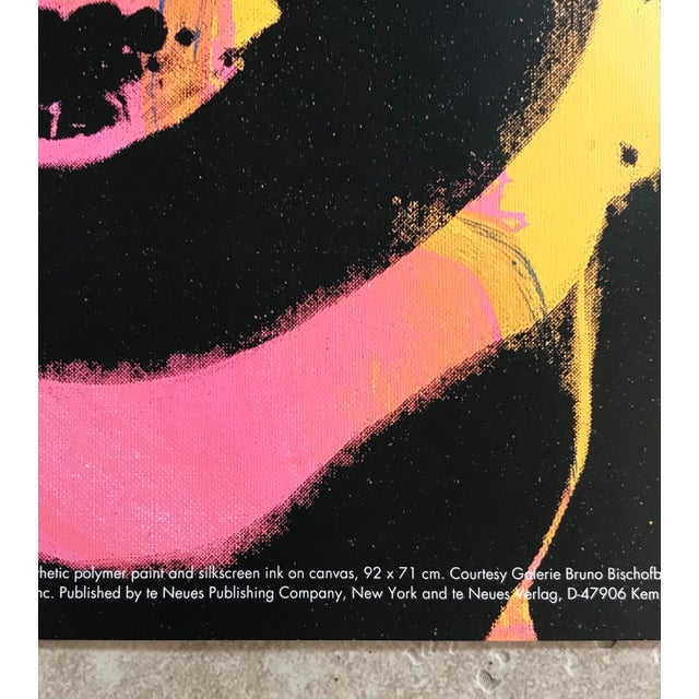 1993 Andy Warhol Foundation - Four Marilyns - Lithograph For Sale In Palm Springs - Image 6 of 8