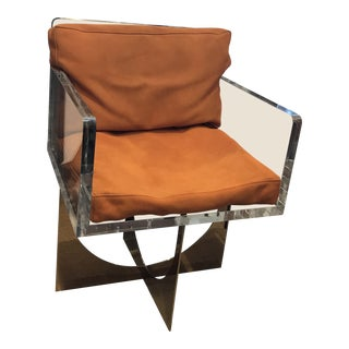 Degas Occasional Chair For Sale
