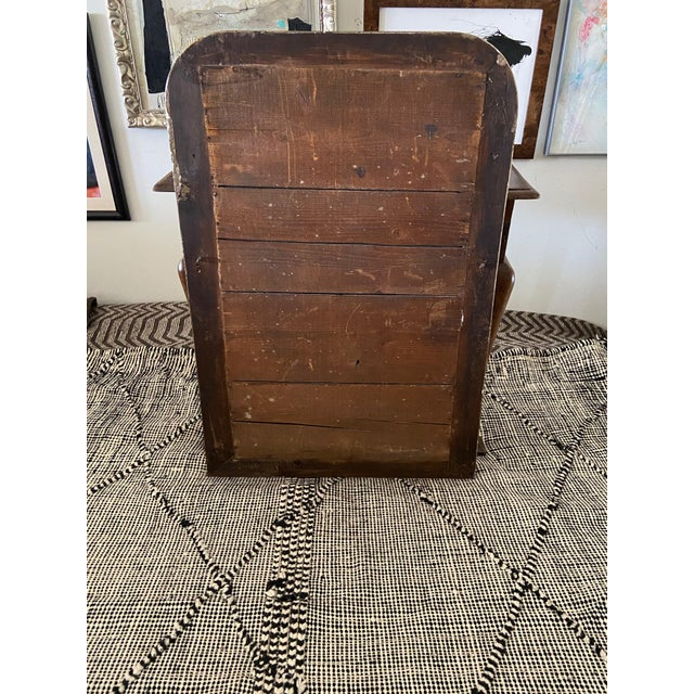 Louis Phillip Gold Leaf Antique Mirror For Sale In Los Angeles - Image 6 of 7