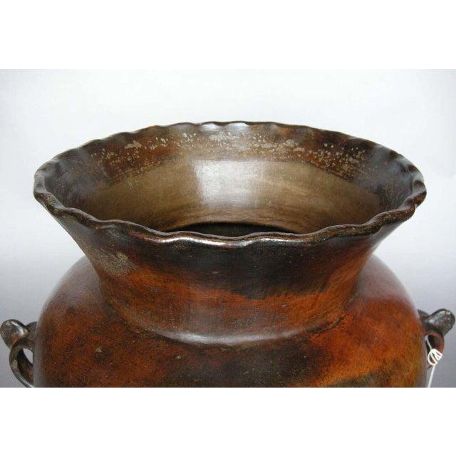 Mid 19th Century 19th Century Ceramic Pot For Sale - Image 5 of 6