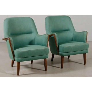 Danish Modern Architect Designed Chairs - A Pair Preview