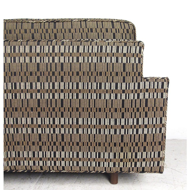 Textile Harvey Probber Mid-Century Sofa For Sale - Image 7 of 11