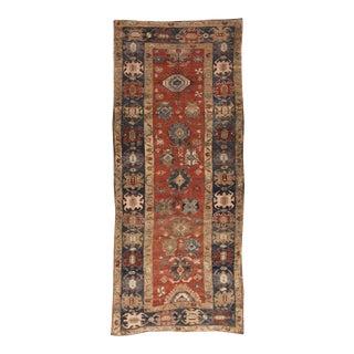 Vintage Bakshaish Wool Runner For Sale