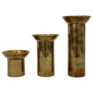 Danish Candle Holders For Sale
