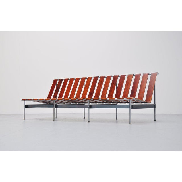 Kho Liang Ie 416/3 Sofa for Artifort Holland 1959 For Sale - Image 10 of 10