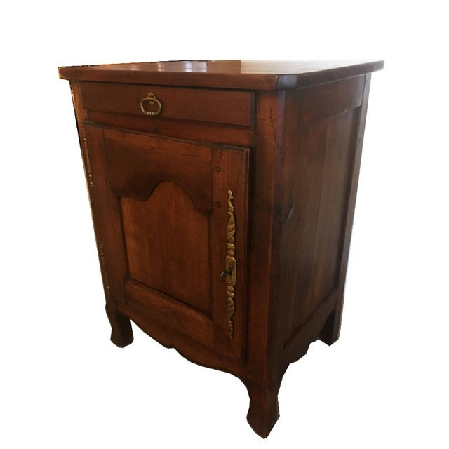 Little Antique French Buffet For Sale - Image 10 of 11