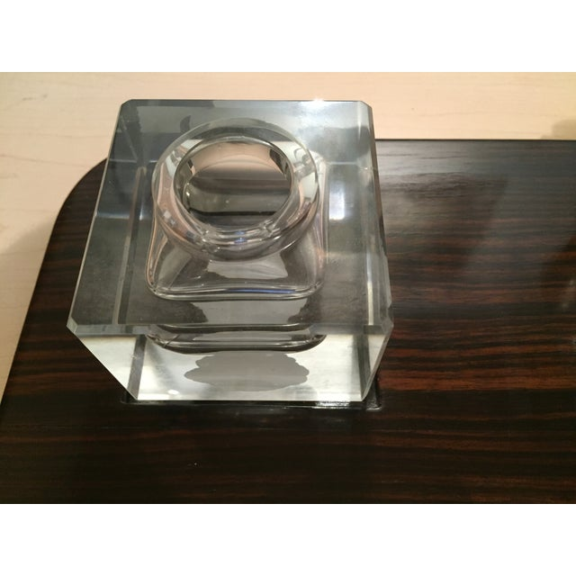 French Art Deco Inkwell - Image 5 of 5