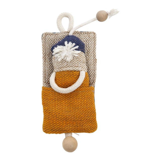 Puppet in pouch For Sale